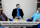 """Presidente Toninho participa de bate-papo no """"Grita São Paulo Entrevista"""""""