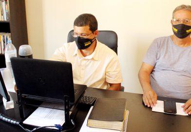 Vídeo | Presidente Toninho do Caps esclarece iniciativas do Sindicato quanto ao GRTI
