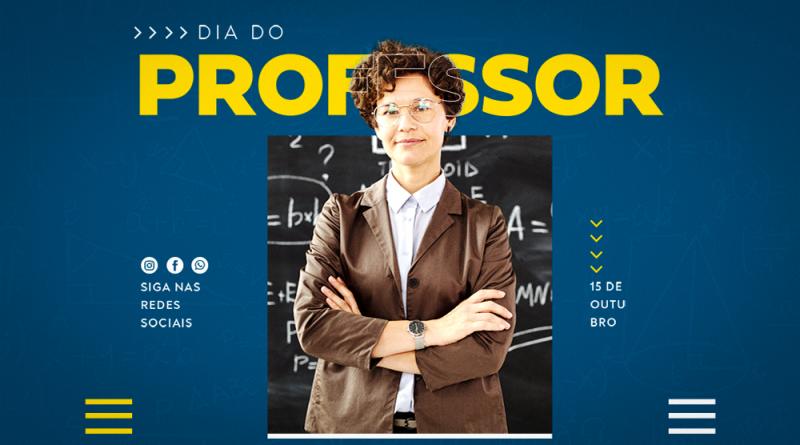 Parabéns, Professores | Vocês são importantes pilares de um país mais justo e igualitário